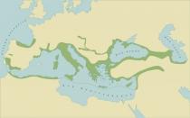 Mapa Distribuicao de Vitis silvestre