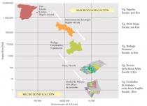Mapa Escalas de Zonagem