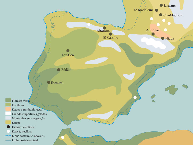 The Presence Of Wild Vines During The Ice Age In Iberia Vine To