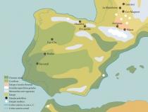 Mapa Ultima Glaciacao Iberica_PT