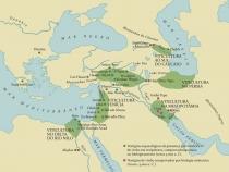 Mapa da Origem da Vinha