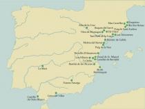 Mapa da Colonizacao Agricola Fenicia