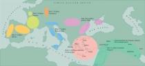 Mapa Polos Geneticos